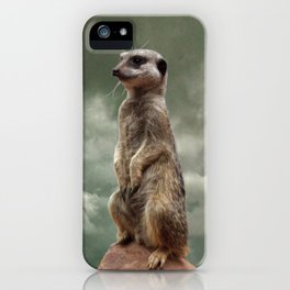 King of the world.... iPhone Case