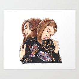 Tillow Art Print