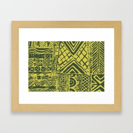 queQue Framed Art Print