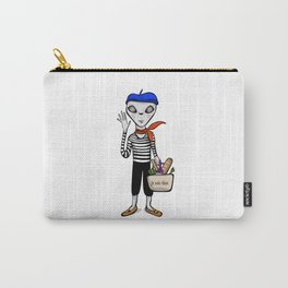 Je suis Alan Carry-All Pouch