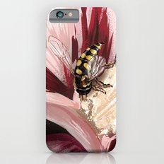 Wasp on flower 7 Slim Case iPhone 6s