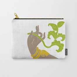 Hand of Indian Dance Carry-All Pouch