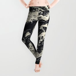 Finger Waves 2 Leggings