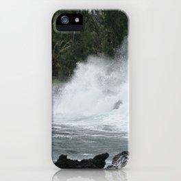 Keanae Ocean iPhone Case