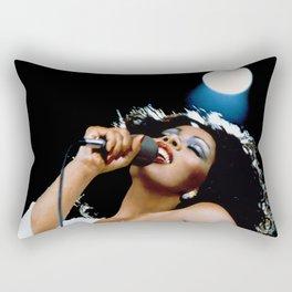 Donna Summer - Live and More Rectangular Pillow