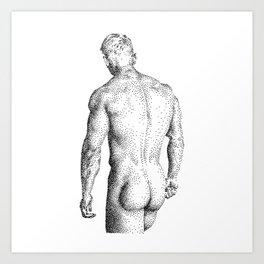 David - Nood Dood Art Print