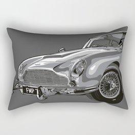 THE Bond Car. Rectangular Pillow