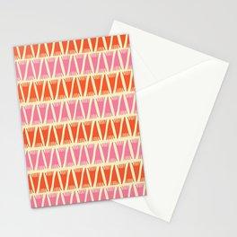 Tee Pee Sixties Stationery Cards