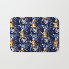 Queen Alice Bath Mat