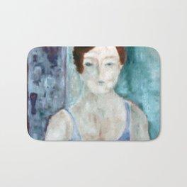 Woman Bath Mat
