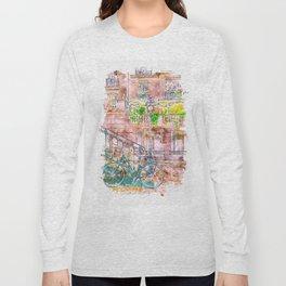 Paris Panorama Long Sleeve T-shirt