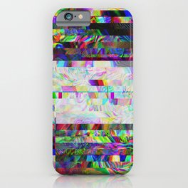 Accidentally Glitched iPhone Case