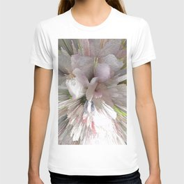 Abstract apple tree T-shirt