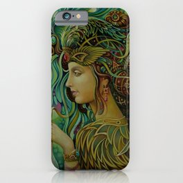 Teimuraz Kharabadze - Nymph iPhone Case