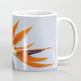 The bird of paradise flower Coffee Mug