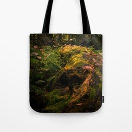 Fallen Log Tote Bag