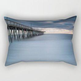 Silky Ocean at Virginia Beach Rectangular Pillow