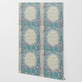 Vintage Alice Wallpaper