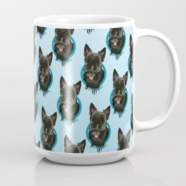 Scottie Print Coffee Mug