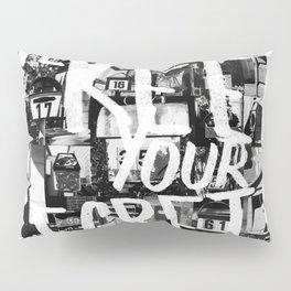 We Keep Your Secrets Pillow Sham