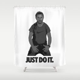JUST DO IT! Shower Curtain