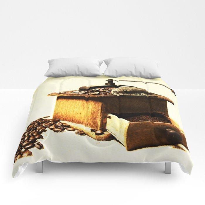 coffee grinder Comforters