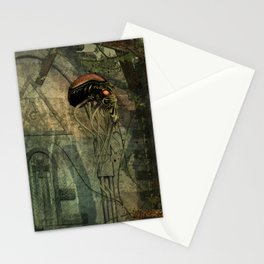 In alien Territory Stationery Cards