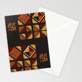Zulu sawubona Stationery Cards