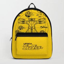 189 Grendizer DaVinci Backpack