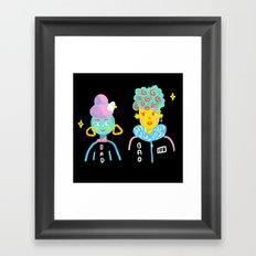 Good Good Love Framed Art Print