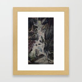 Threshold Framed Art Print