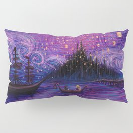 The Lantern Scene Pillow Sham