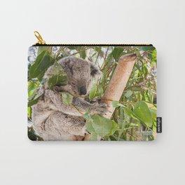 Australia's 'Native Bear', Koala, Australia Carry-All Pouch
