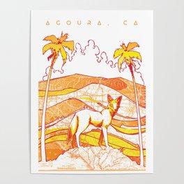 Cali Ghost Poster
