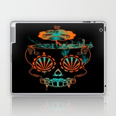 Candy skull  Laptop & iPad Skin