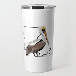 Louisiana – Pelican Travel Mug
