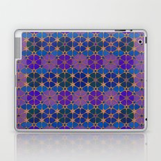 Flower of Life Pattern 3 Laptop & iPad Skin