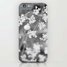 Queen Anne's Lace Wildflowers Slim Case iPhone 6s