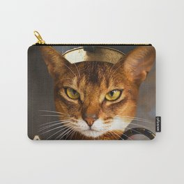 Neferkitty Carry-All Pouch