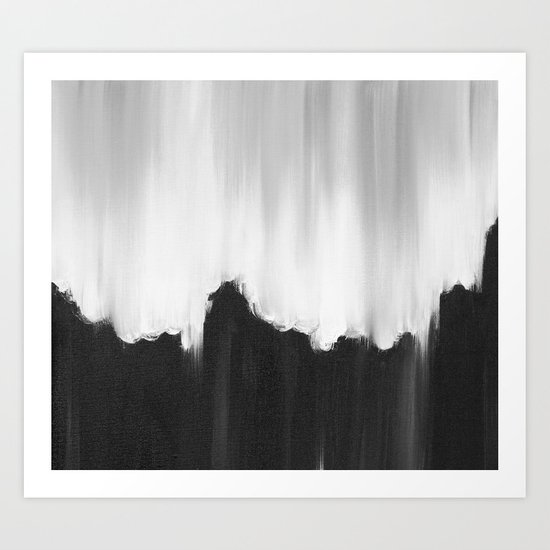 Reveal - 3 Art Print