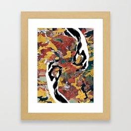 FOIL567 Framed Art Print