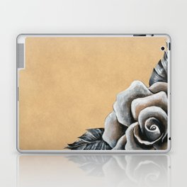 A Rose For My Love Laptop & iPad Skin