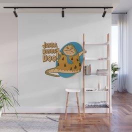 Jabba-Dabba-Doo! Wall Mural