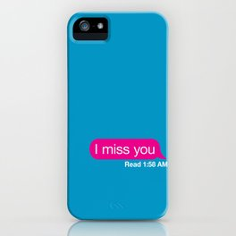 imissyou iPhone Case