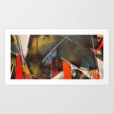 graffuturisim 101 Art Print