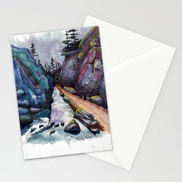 Eleven Mile Canyon, Colorado Stationery Cards