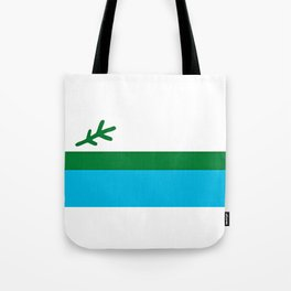 Labrador Flag  Tote Bag