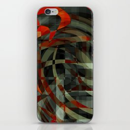 close to the core iPhone Skin