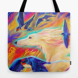 Windrunners Tote Bag