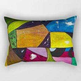 Caminhos diversos Rectangular Pillow
